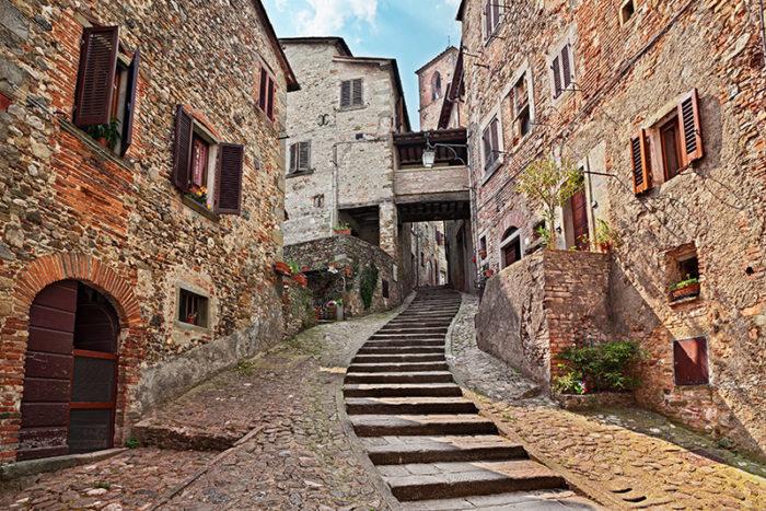 Anghiari, Arezzo, Toscana