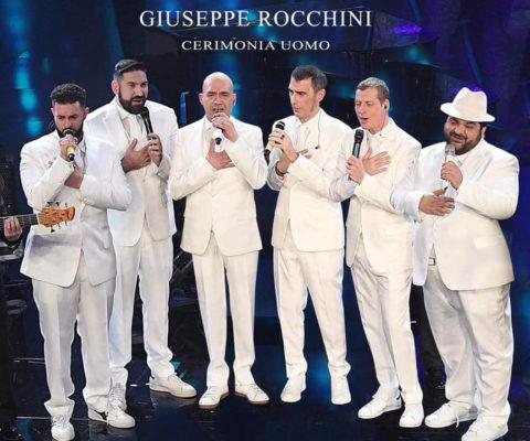 Rocchini sul palco di Sanremo: Neri Per Caso ma eleganti per scelta!