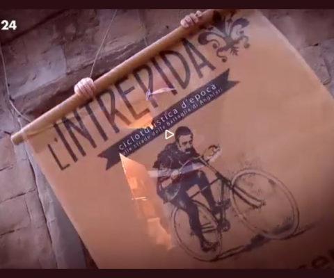L'intrepida e l'amore (contagioso) per la bicicletta